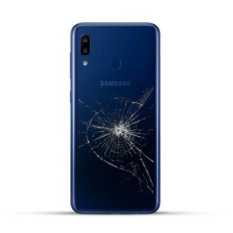 Samsung A20 Reparatur Backcover
