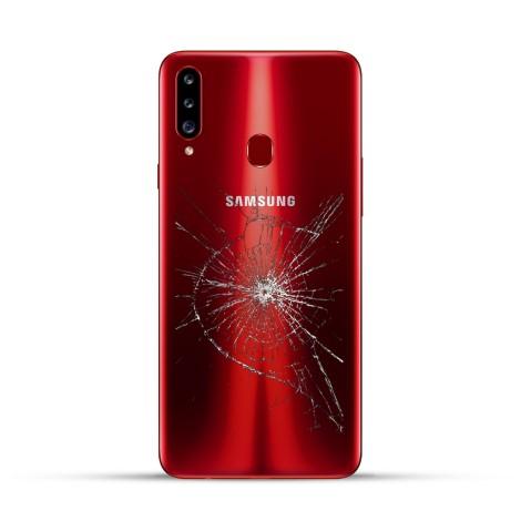 Samsung A20s Reparatur Backcover