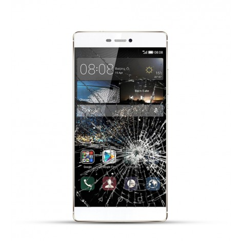 Huawei P8 Reparatur Display Touchscreen