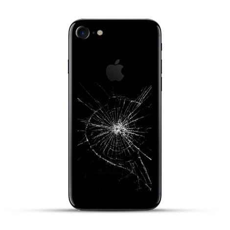 Apple iPhone 7 / 7 Plus Backcover Reparatur / Tausch / Wechsel