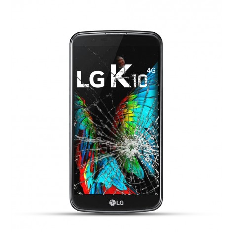LG K10 K420N / K10 2017 M250 Reparatur LCD Touchscreen Display Glas