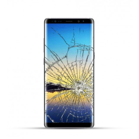 Samsung Note 8 Reparatur LCD Display Touchscreen