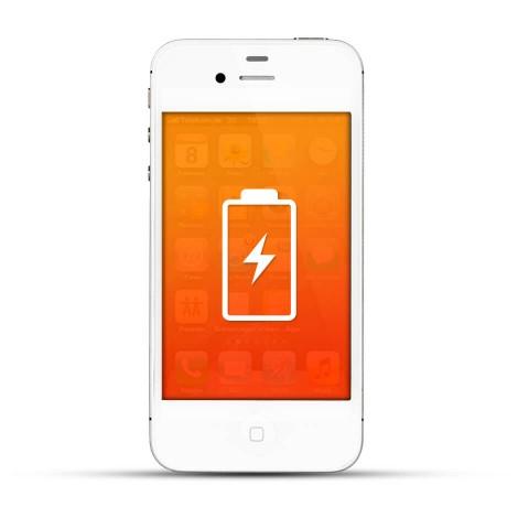 Apple iPhone 4 / 4s Reparatur Akkutausch / Akkuwechsel