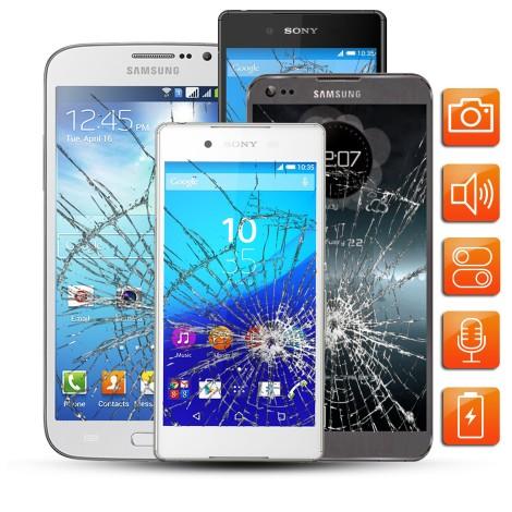 Reparatur Samsung / Nokia / LG / Sony / Apple / Motorola