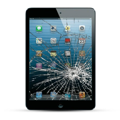 Apple iPad mini 5 Display Reparatur (LCD oder Touchscreen / Glas)