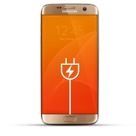 Samsung Galaxy S7 Reparatur USB Dock Connector / Ladebuchse