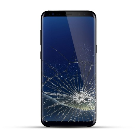 Samsung Galaxy S8 Reparatur Display Touchscreen