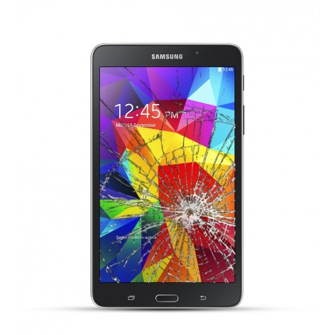 Samsung Tab 4 Reparatur LCD Display Touchscreen
