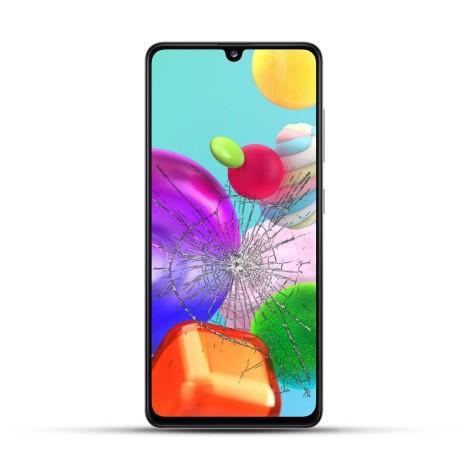 Samsung A41 Reparatur Display Touchscreen + LCD