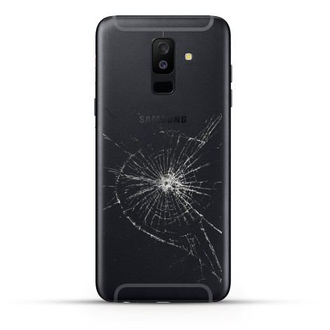 Samsung A6 Plus 2018 Reparatur Backcover