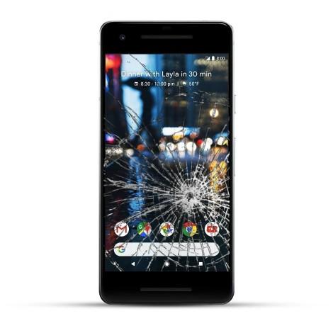 Google Pixel 2 Reparatur LCD Display Touchscreen
