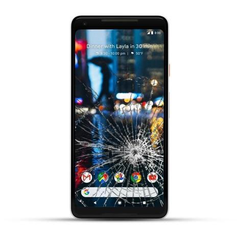 Google Pixel 3a Reparatur LCD Display Touchscreen