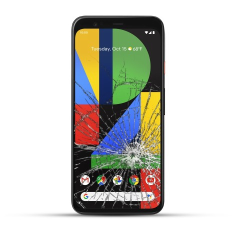 Google Pixel 4 Reparatur LCD Display Touchscreen