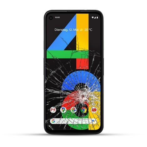 Google Pixel 4a Reparatur LCD Display Touchscreen