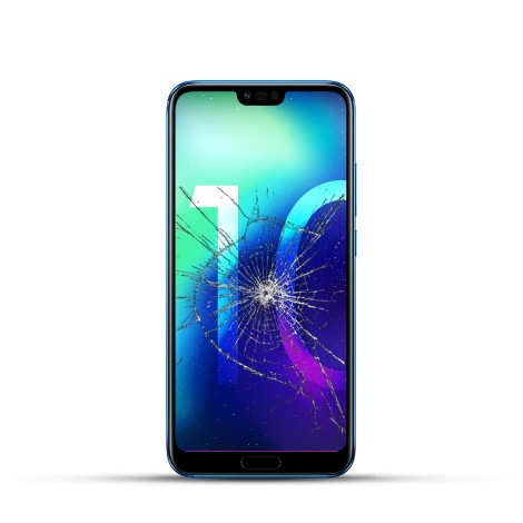 Huawei Honor 10 Reparatur Dispay Touchscreen Glas