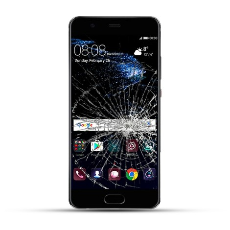 Huawei P10 Plus Reparatur Dispay Touchscreen Glas
