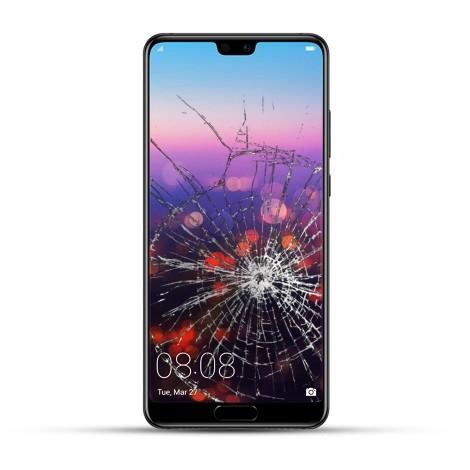 Huawei P20 Reparatur Dispay Touchscreen Glas