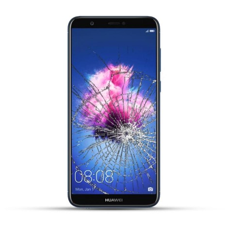 Huawei P Smart Reparatur Dispay Touchscreen Glas