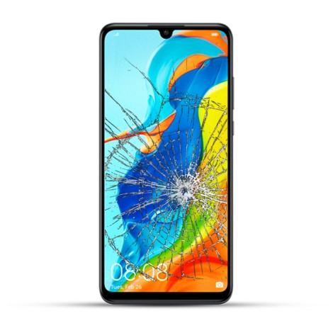 Huawei P30 Lite Reparatur Dispay Touchscreen Glas