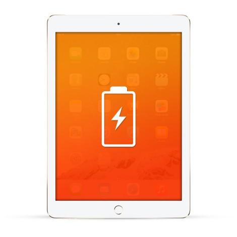 Apple iPad Air 2 / Air 3 Reparatur Akku / Akkutausch weiß
