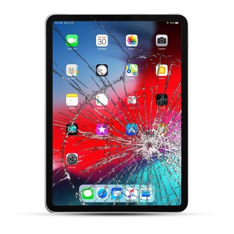 Apple iPad Pro 11 (2018) Reparatur Display Touchscreen Glas schwarz