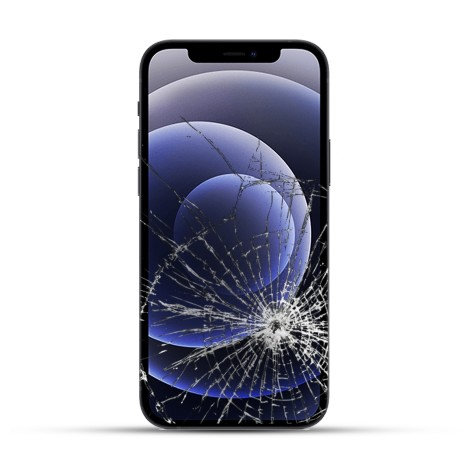 Apple iPhone 12 Pro Max Display Reparatur (LCD, Touchscreen, Glas)