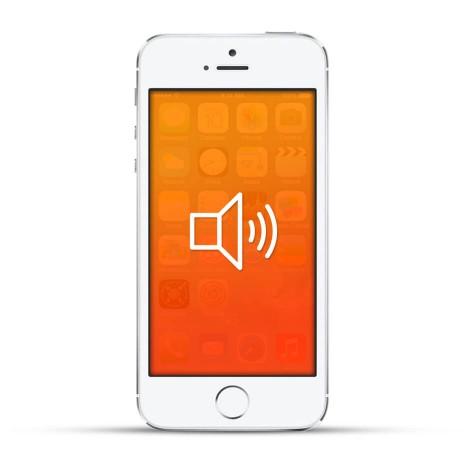 Apple iPhone 5s Reparatur Lautsprecher White