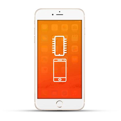Apple iPhone 6 Reparatur Touch IC