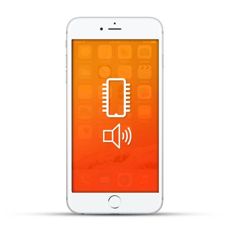 Apple iPhone 6S Plus Reparatur Audio IC
