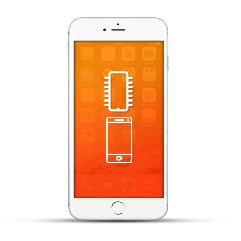 Apple iPhone 6S Reparatur Touch IC