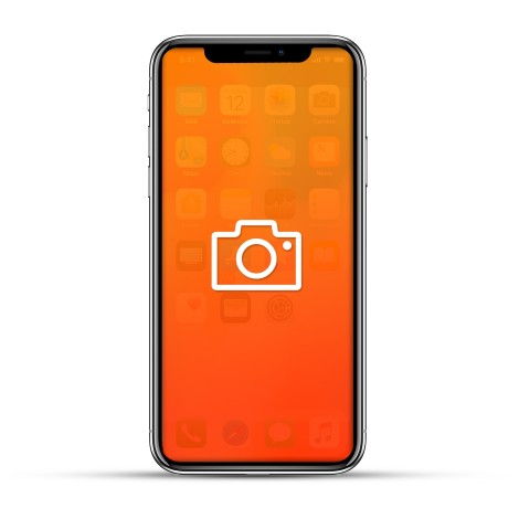 Apple iPhone X Reparatur Kamera (Back)