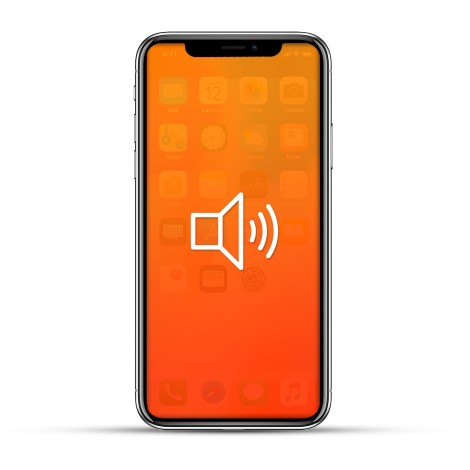 Apple iPhone X / Xs / Xs Max / Xr Reparatur Lautsprecher