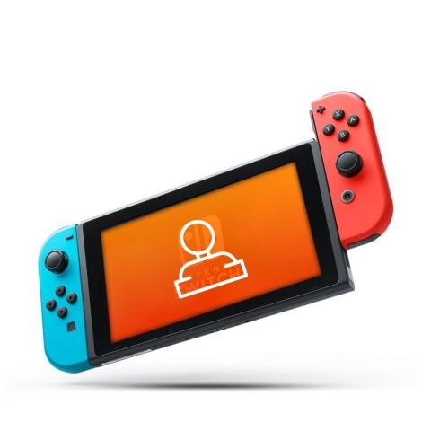 Nintendo Switch Reparatur 3D Analog Thumb Joystick