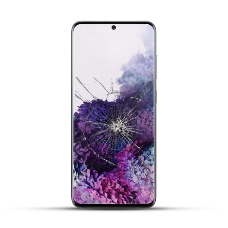 Samsung Galaxy S20 Plus Reparatur Display Touchscreen