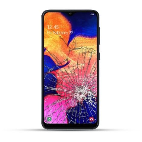 Samsung A10 Reparatur Display Touchscreen + LCD