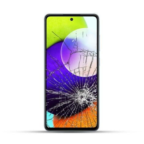 Samsung A52 Reparatur Display Touchscreen + LCD