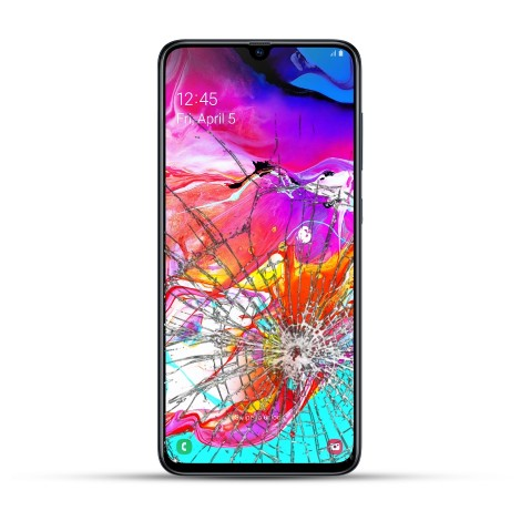 Samsung A70 Reparatur Display Touchscreen + LCD