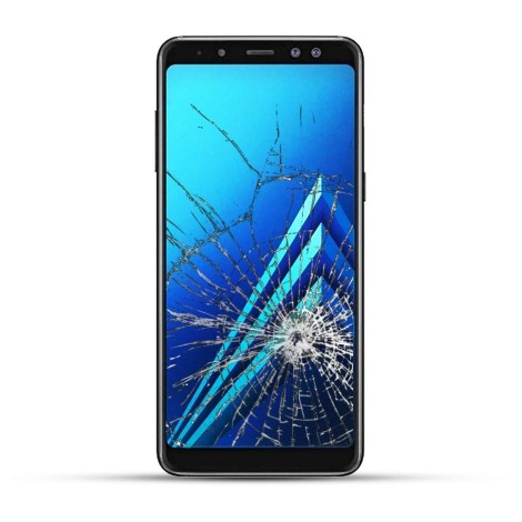 Samsung Galaxy A8 A530F Reparatur Display Touchscreen + LCD