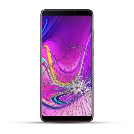Samsung Galaxy A9 A530F Reparatur Display Touchscreen + LCD