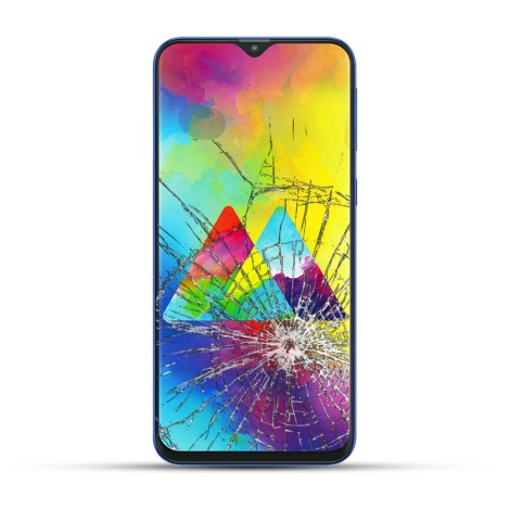 Samsung Galaxy M20 / M21 Reparatur Display Touchscreen
