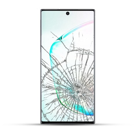 Samsung Note 10 Reparatur Display Touchscreen