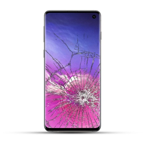 Samsung Galaxy S10 Reparatur Display Touchscreen