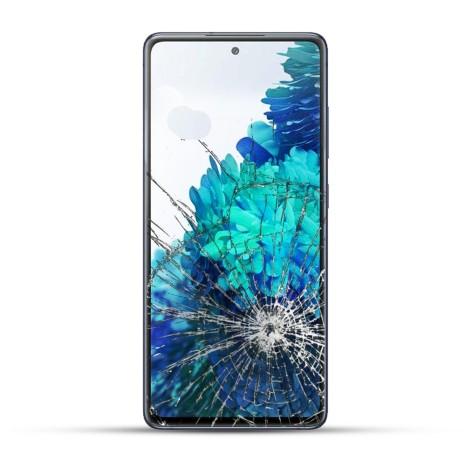 Samsung Galaxy S20 FE Reparatur Display Touchscreen