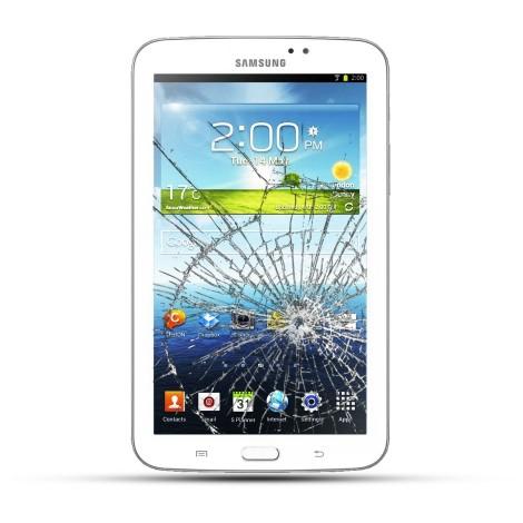Samsung Tab 3 Reparatur LCD Dispay Touchscreen