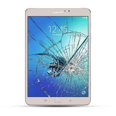 Samsung Tab S2 9.7 Reparatur LCD Dispay Touchscreen