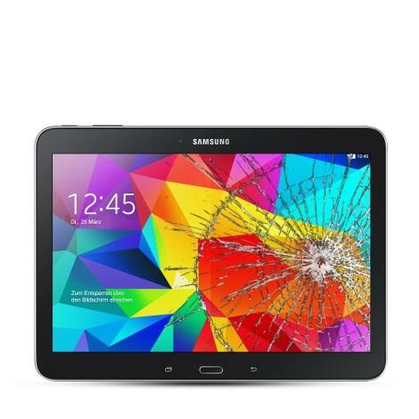 Samsung Tab 4 10.1 Reparatur LCD Dispay Touchscreen