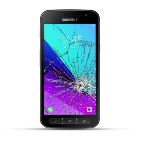 Samsung G390F Xcover 4 Reparatur Display Touchscreen LCD