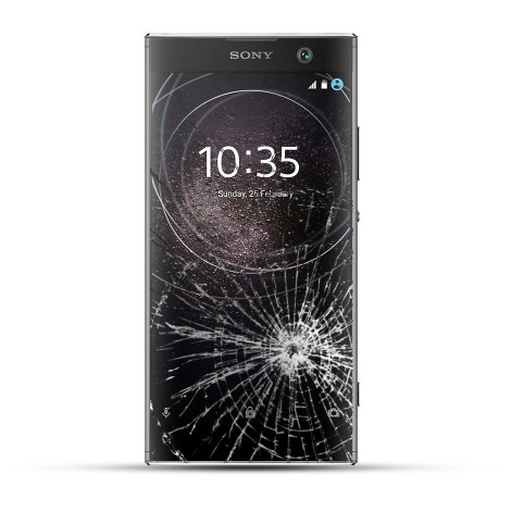 Sony Xperia XA2 Reparatur LCD Display Touchscreen