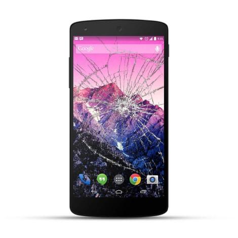 LG Google Nexus 5 Reparatur LCD