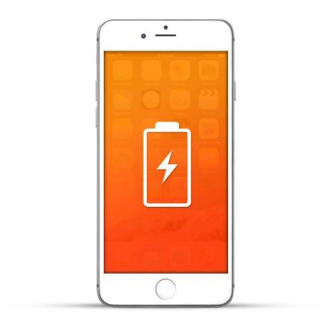 Apple iPhone 6 Plus Reparatur Akku / Akkutausch Weiss